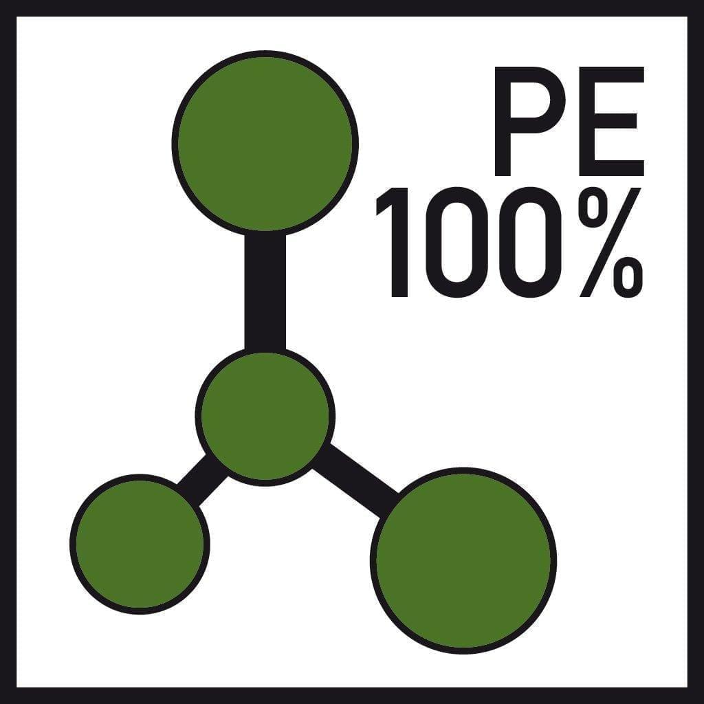 Formulation 100 % PE