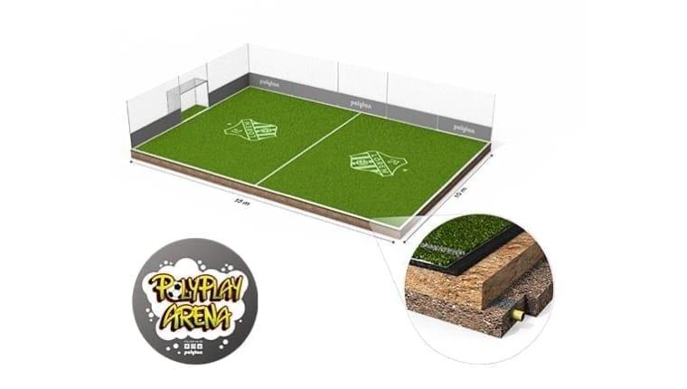 Polytan Landingpage Fußball