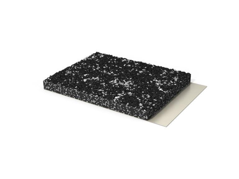 Les couches élastiques avec charge minérale