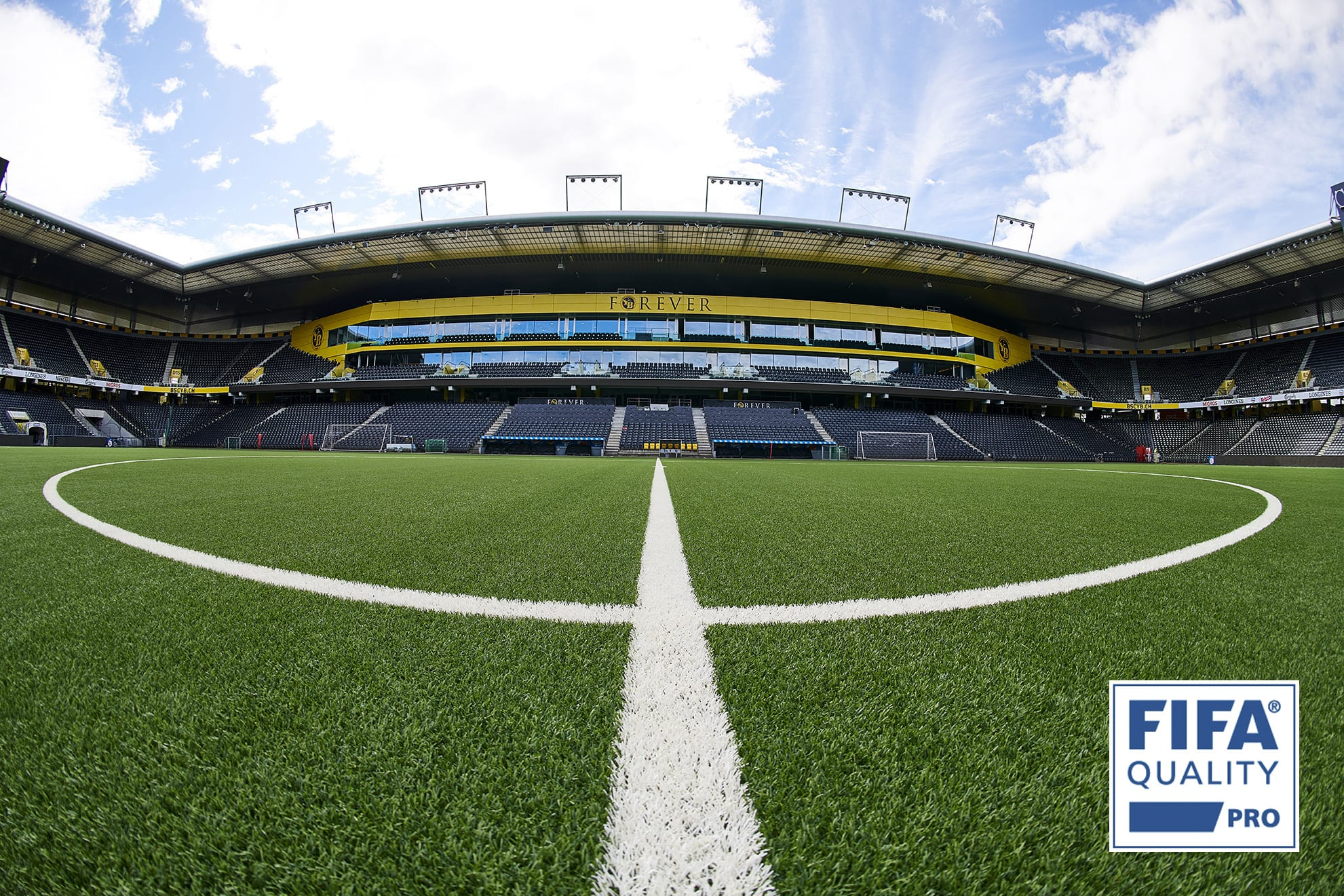 Wankdorfstadion, Schweiz, FIFA Quality Pro