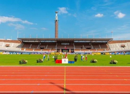 Stade olympique d'Amsterdam