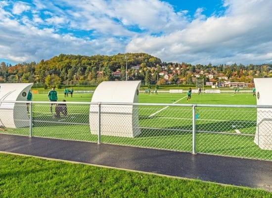 Terrain d'entraînement de l'AS Saint-Étienne