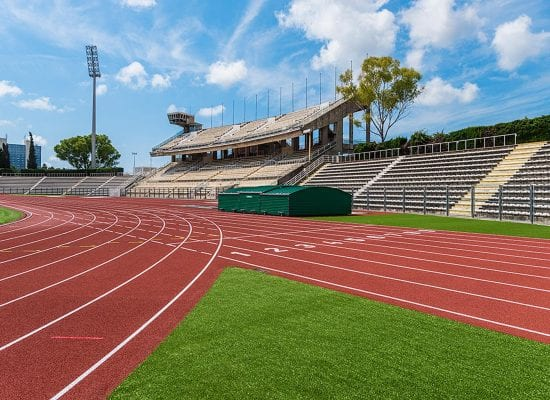 Le Parc des Sports Charles Ehrmann