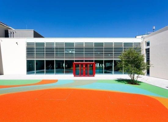 École primaire d'Augsburg-Kriegshaber