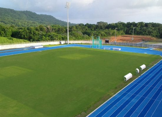 Stade Municipal Quartier Vidal-Mondélice