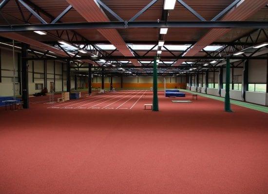 Leichtathletikhalle Lambrechtsgrund