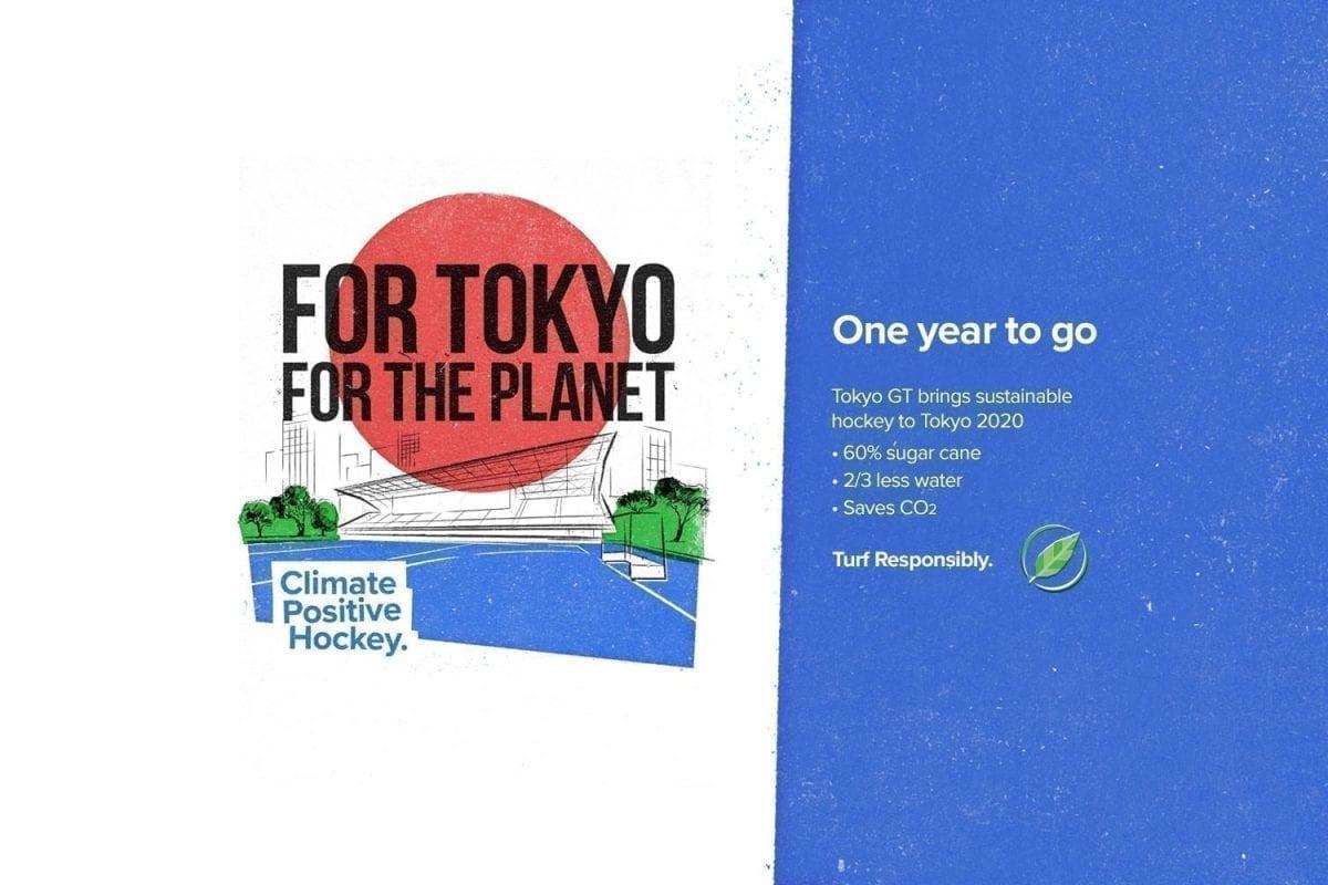 Pour Tokyo. Pour la planète.