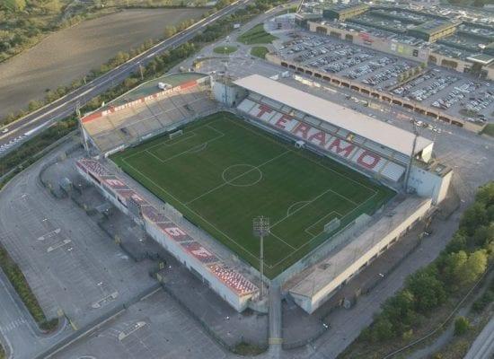 Stade Bonolis, Teramo