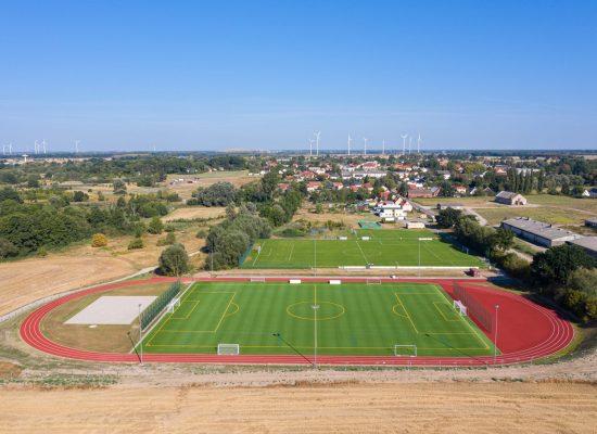 BSV Blumberg, Ahrensfelde, LigaTurf Cross und Spurtan WSS
