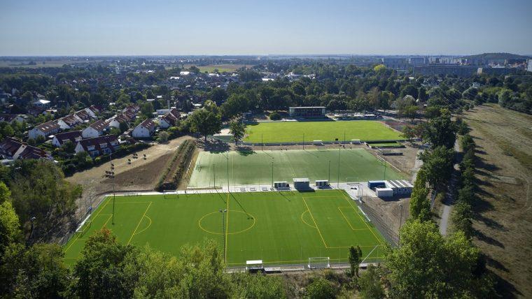 SV Grün-Weiss Ahrensfelde, Ahrensfelde, Germany, Rekortan MWD