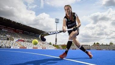 La joueuse nationale de hockey Elisa Gräve et Tokyo 2021