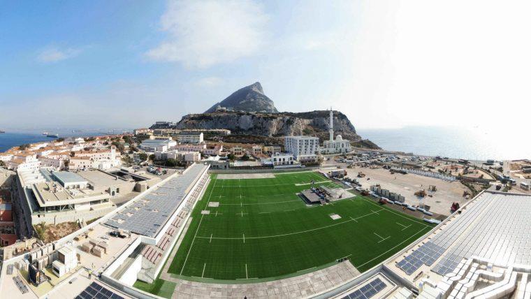 Drei große Aufträge: Polytan baut für Island Games in Gibraltar