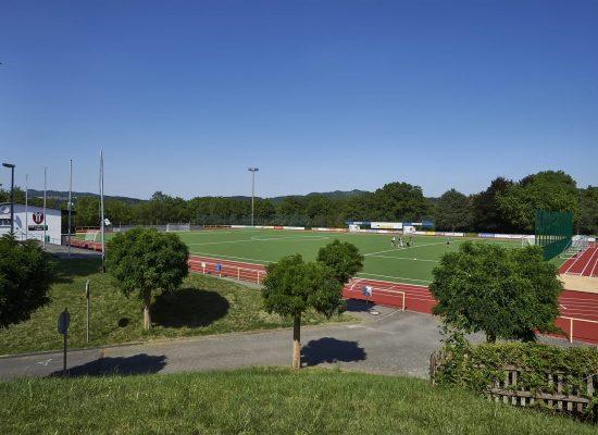 Kaiserbergstadion, Linz am Rheinerg