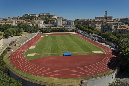 Arena Santa Giuliana, Perugia, Spurtan WS Re-topping