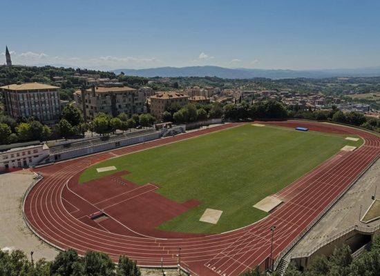 Arena Santa Giuliana, Perugia, Spurtan WS Re-topping