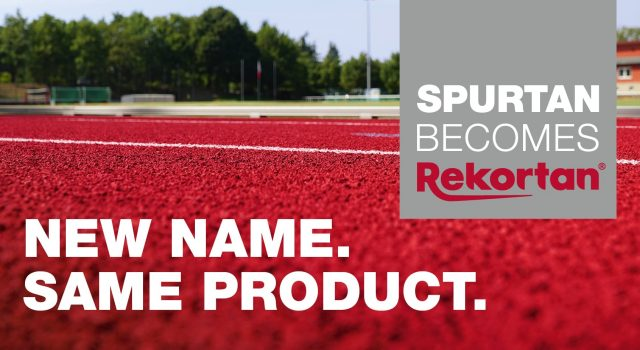 Re-naming Spurtan becomes Rekortan